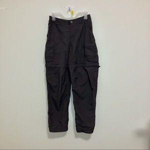 REI convertible hiking pants 6p